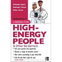 Careers for High-Energy People & Other Go-Getters (Careers For Series) (English Edition)