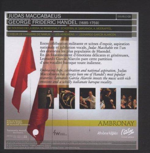Handel - Judas Maccabaeus