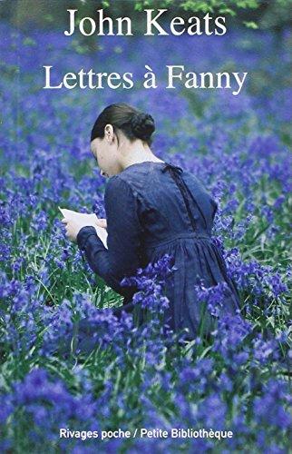 Lettres à Fanny par John Keats