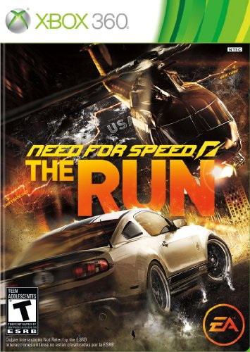 Need for Speed: The Run (Xbox 360)  available at amazon for Rs.2597