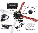 modeltronic Combo Dron F450ARTF avec APM2.6et GPS 6M