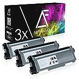 3 Toner Kompatibel zu Dell E310 für E310dw, E514dw, E515dn, E515dw - 593-BBLR - Schwarz je 2.600 Seiten