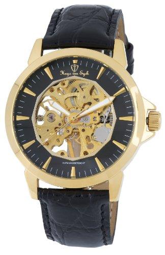 Hugo von Eyck reloj de caballero con función para dar cuerda a mano Umbriel HE305-222