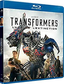 Transformers : L'âge de l'extinction [Blu-ray] (B00S8Q20JM) | Amazon price tracker / tracking, Amazon price history charts, Amazon price watches, Amazon price drop alerts