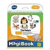 Vtech 80-480004 Lernstufe 1 - Tierbabys Magibook Lernbücher von VTech