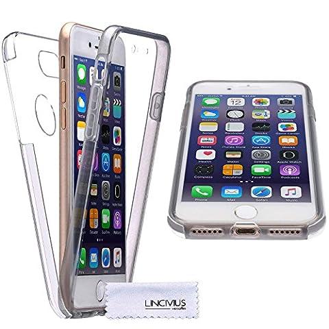 Coque Iphone 6 Integrale, Lincivius®, Housse Iphone 6S Coque Ultra