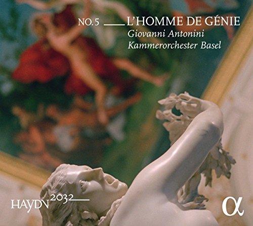 Haydn: Symphonies Vol.5 - LHomme De Genie