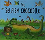 Every morning a very large and very snappy crocodile shouts this selfish message: `Stay away from my river! It's MY river! If you come in my river, I'll eat you all!' The animals in the forest don't know what to do. They are frightened of the crocodi...