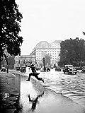 Photography Collection - Hyde Park London 1939 Kunstdruck