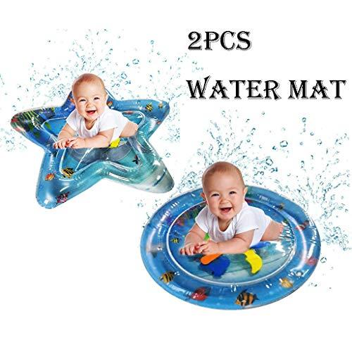 (Mitlfuny -> Haus & Garten -> Küche,Aufblasbare Babywassermatte Fun Activity Play Center für Kinder und Kleinkinder)