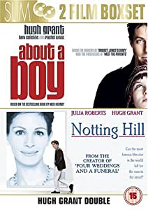About A Boy/Notting Hill [DVD]