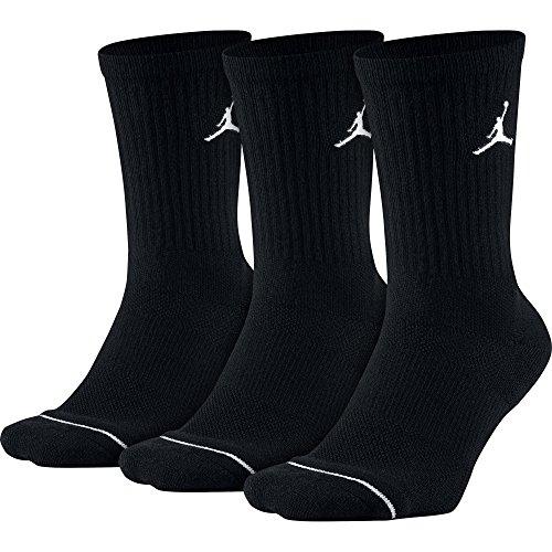 Jordan Herren Socken Pack schwarz S