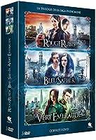 Rouge Rubis + Bleu Saphir + Vert Émeraude