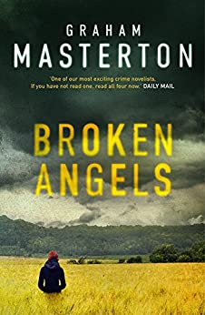 Broken Angels (Katie Maguire Book 2) by [Masterton, Graham]