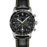 Certina DS 2 Herren-Armbanduhr 41mm Armband Leder Batterie C024.447.16.051.01