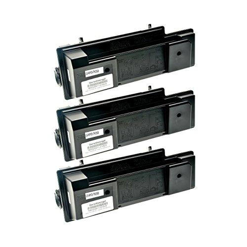 Preisvergleich Produktbild Logic-Seek Toner für Kyocera TK350 1T02LX0NL0, je 15000 Seiten, schwarz