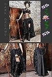 Dark Dreams Gothic Mittelalter LARP Rock Black Mamba - 4