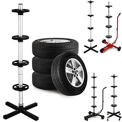 Reifenständer Felgenbaum Reifenhalter Felgenhalter bis 295er Reifen