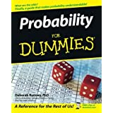 Probability For Dummies by Deborah J. Rumsey (2006-04-03)