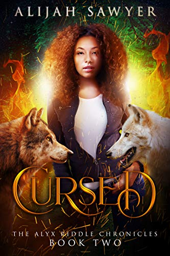 Cursed: A Reverse Harem Paranormal Romance (The Alyx Riddle Chronicles Book 2) (English Edition)