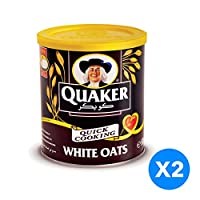 Quaker Oats Tin 500 g - Pack Of 2