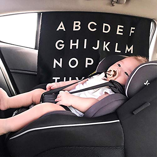 Hook.s Auto Vorhang Sonnenschutz multifunktions Kinder Lernen Vorhang Magnet Absorption Tür Sonnenschutz Universal Reversible Für Baby Kid -