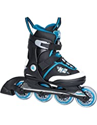 K2 Jungen Inline Skate Set Roadie Pack Jr Boys, mehrfarbig