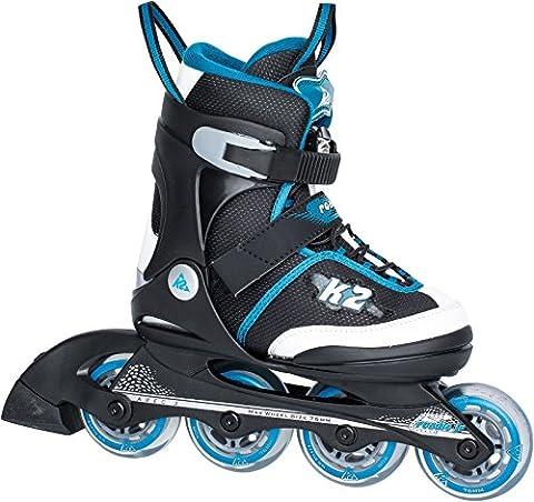 K2 Jungen Inline Skate Set Roadie Pack Jr Boys, mehrfarbig, S, 30A0723.1.1.S