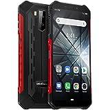 télephone Portable incassable (2019), Ulefone Armor X3 avec Mode sous-Marin, IP68 résistant Smartphone Etanche Android 9.0, D