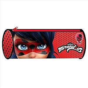 Miraculous 1010PVC-6668 Ladybug – Estuche para lápices