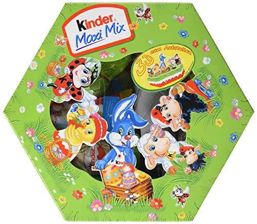 Kinder Mix Osternest, 6er Pack (6 x 152 g)