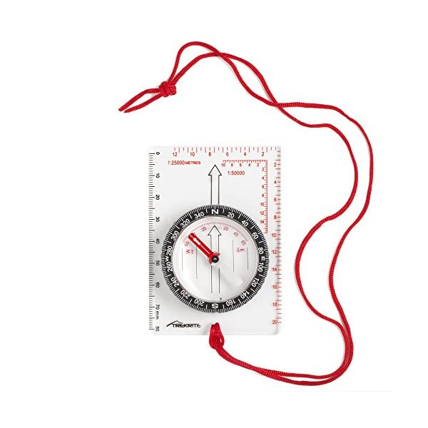 Trekrite Starter Small Map Navigation Compass 1