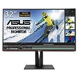 """ASUS PA328Q - Monitor DE 32"""" (3840 x 2160p, LED, 16:9, HDMI), Color Negro"""