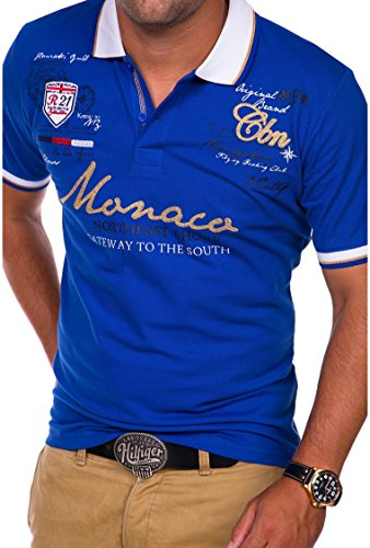 f624def1 MT Styles Polo Shirt Monaco Manches Courtes R-8002