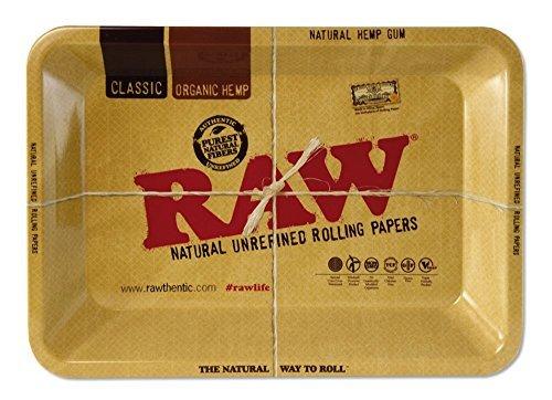RAW MINI - Joint Drehunterlage - Metal Rolling Tray Metal Tray