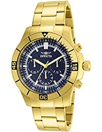 Invicta 12844 - Reloj unisex color dorado
