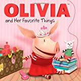 OLIVIA and Her Favorite Things (Olivia TV Tie-in)