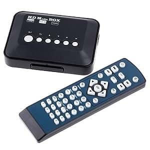 1080P HD USB HDMI SD/MMC Multi TV Media Player RMVB MKV