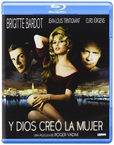 Dieu Crea Femme - Et Dieu... Créa La Femme (Blu Ray