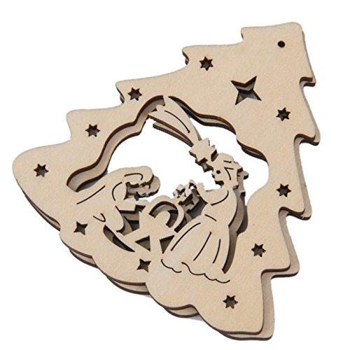 tsbaum Anhänger Party Dekoration Xmas Tree Ornaments Kinder Geschenk 100 (Hello Kitty Halloween-film)