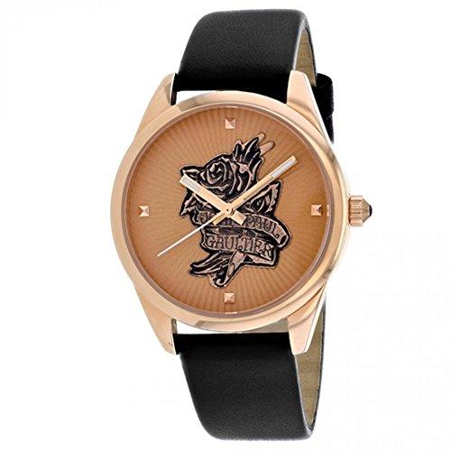 Jean Paul Gaultier Navy Tatoo Reloj de mujer cuarzo 37mm 8502411