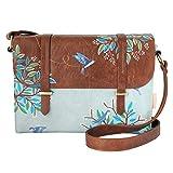 Disaster Designs Handtasche, Schultertasche aus der Serie Secret Garden, außergewöhnliches Design