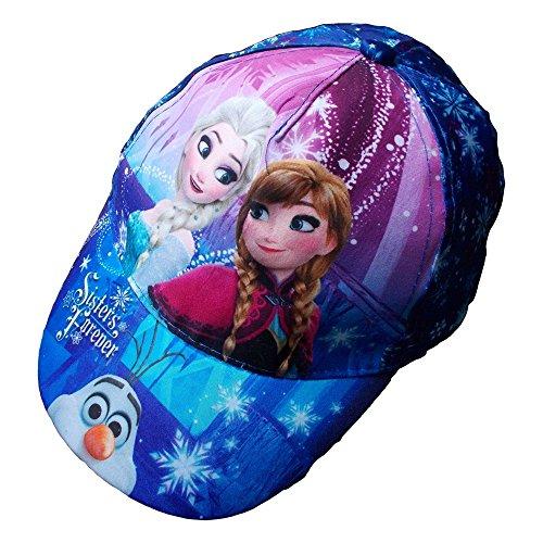STAR LICENSING Sommer Hut GEFROREN Frozen ELSA Anna Olaf Disney MIT Visier EINE GRÖßE - 45361/1
