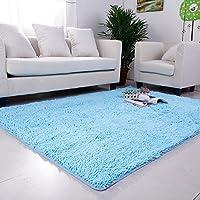 Alfombra de baño antideslizante FurnitureAndDecor Absorción de agua encriptada sala de estar dormitorio mesa de café