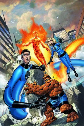 Fantastic Four Volume 3 HC: v. 3 by Mike Wieringo (Artist), Mark Waid (7-Dec-2005) Hardcover
