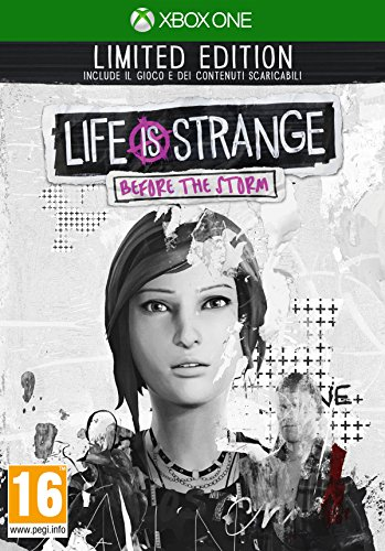 Life is Strange Before The Storm Limited Edition