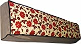 #5: Lithara Printed AC Cover For Split AC 1.0 Ton Indoor Unit