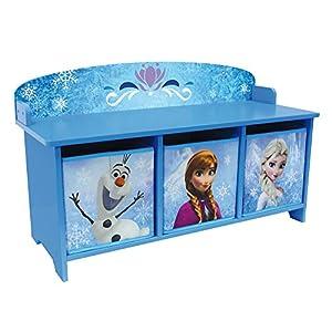 Jemini Fun House 712321 Die Eiskönigin Sitzbank mit Aufbewahrung
