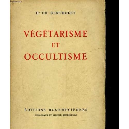 Vegetarisme et occultisme