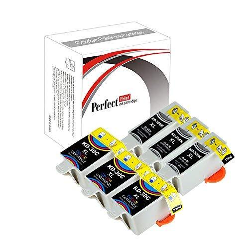 PerfectPrint - 6cartuchos tinta PerfectPrint compatibles